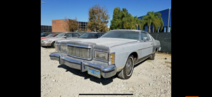Ford Mercury Marquis - Import Fürth EVVG